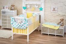 Baby Love 8 Set Art.80190 Gultas veļas komplekts no 8 daļām
