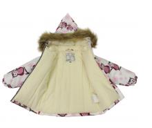 Huppa '16 Virgo Owl 1721BW Ziemas mazuļu termo jaka (86cm) krasa: O20