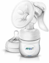 Philips Avent Natural Art.SCF330/20 Manuālais krūts pumpis