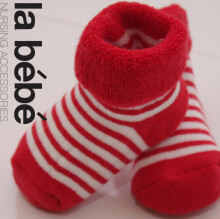 La Bebe™ Natural Eco Cotton Baby Socks Dabīgas kokvilnas mazuļu zeķītes