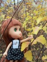 Edu Fun Toys Selina Doll Love