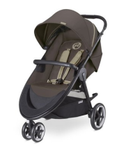 Cybex '17 Agis M-Air 3 Col.Manhattan Grey Trīs riteņu sporta ratiņi
