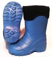 Lemigo Light Blue Art.861-01 Super viegli Bērnu zābaki ar noņemamu termo siltinājumu 861