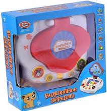 """Play Smart Art.40004 Muzikāla attīstošā rotaļlieta """"Brīnumains spogulis""""(krievu val.)"""