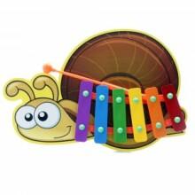 Irekxx I-Toys Art.A-572 Ksilofons Gliemezis