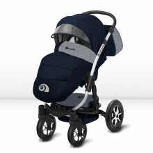Babyactive Shell Eko Col.20 Bērnu rati - mūsdienīgi daudzfunkcionāli rati 2 vienā