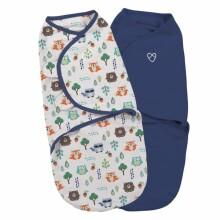 2d185eea553 Summer Infant SwaddleMe Original Art.55936 Puuvillased mähkmed magamiseks,  mähkimiseks, 3,2 kund 6,4kg (2tk)