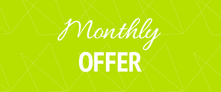 Monthly offer